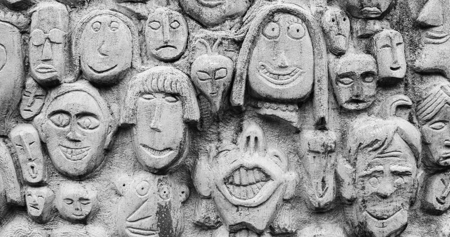 concrete-faces